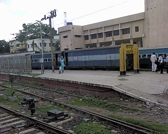 Nagpur district - Nagpur Junction