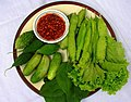 Nam phrik pla salat ponน้ำพริกปลาสลาดป่น5323.jpg