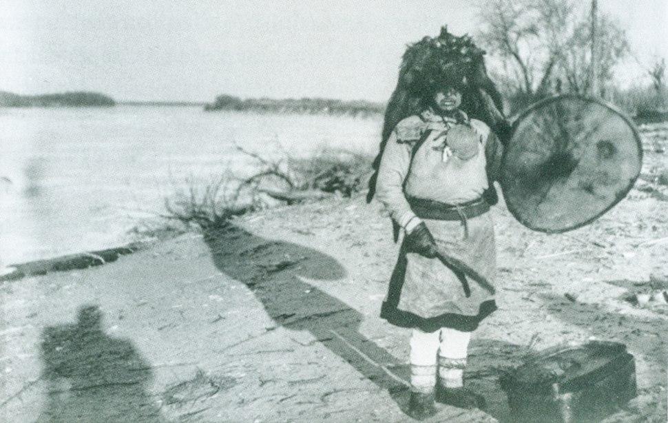 Nanai shaman, 19th century