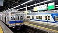 Nankai 6000 series Namba Station (44172880441).jpg