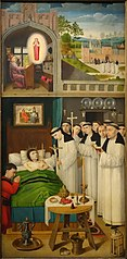 Scenes from the Life of Saint Augustine