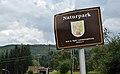 Naturpark sign, Lockenhaus.jpg