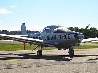 Ryan Navion single-engine four seat aircraft