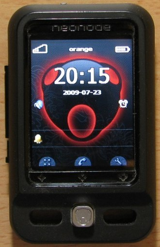 Lock screen - Courts cited mobile phones by Neonode as prior art for Apple's iOS lock screen.