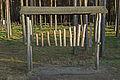 Neu-Vehlefanz Klassenzimmer im wald-4 Holzinstrument.JPG