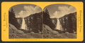 Nevada Fall, Height 700 feet, Yo Semite Valley, Cal, by Reilly, John James, 1839-1894.png