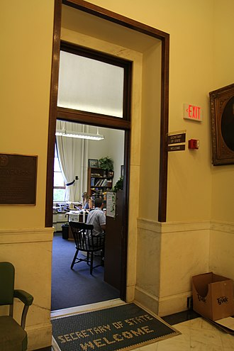 New Hampshire Secretary of State - The Secretary of State office