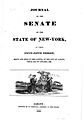 New York State Senate journal, 1832.jpg