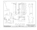 Nicholas Durie House, Schraalenburg Road, Closter, Bergen County, NJ HABS NJ,2-CLOST,4- (sheet 28 of 28).png