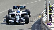 Photo de la Williams FW30 de Nico Rosberg