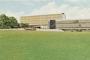 University of Ibadan - Kenneth Onwuka Dike University Library