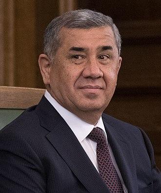 Nigmatilla Yuldashev - Image: Nigmatilla Yuldashev
