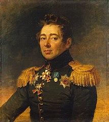 Portrait of Alexey P. Nikitin (1777-1858)