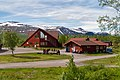 Nikkaluokta fjällstation July 2012.jpg