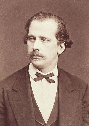 Nikolai Rubinstein - Nikolai Rubinstein in 1872