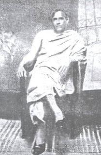 Niralamba Swami Indian philosopher