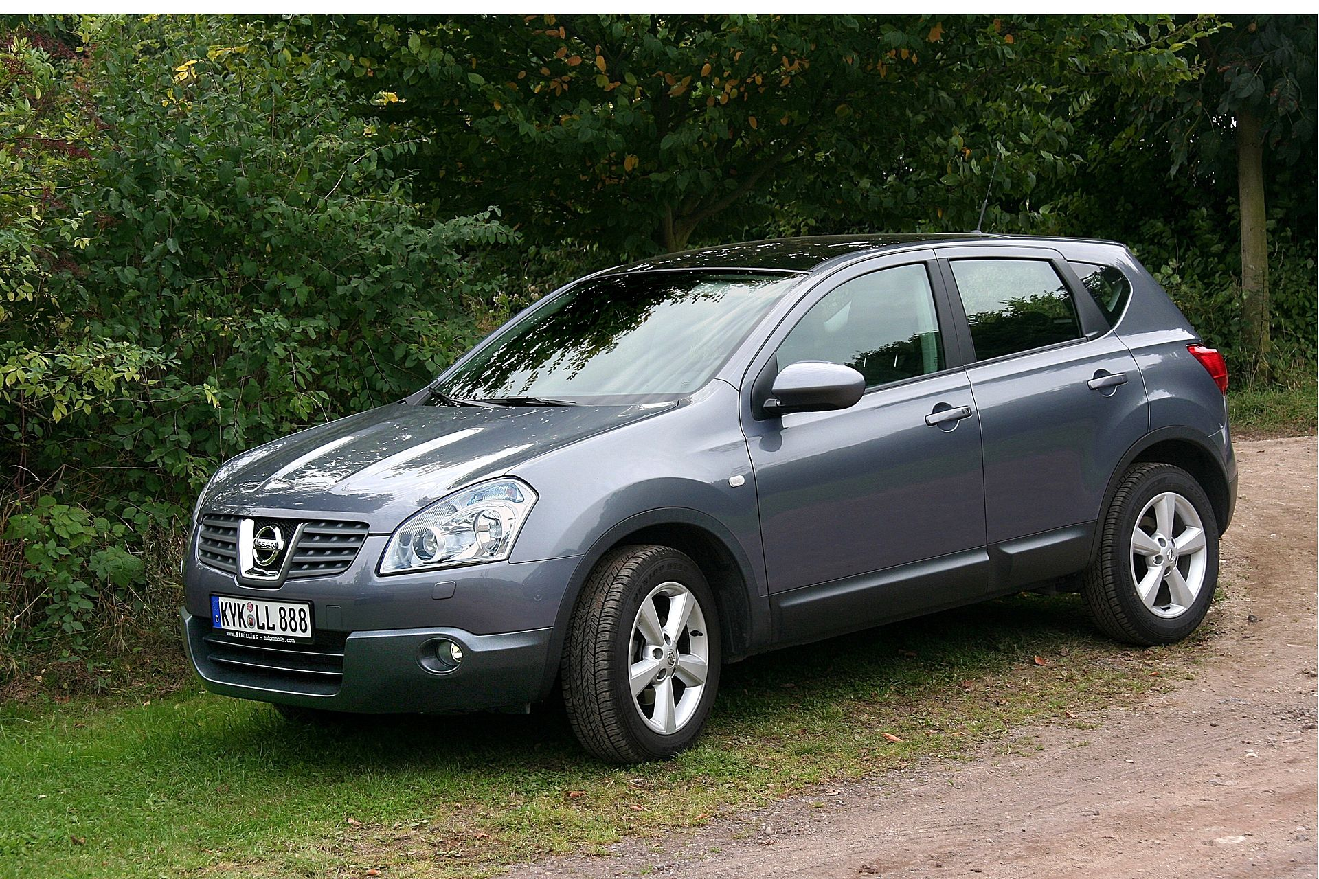 Nissan Dualis, the preloved SUV for Mr Reliable and Mrs Practical