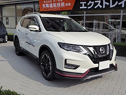 Nissan X-TRAIL 20X HYBRID (DAA-HNT32) with NISMO Performance Package.jpg