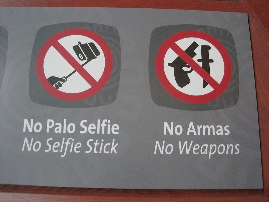 selfie stick accidents are a real threat zanes law. Black Bedroom Furniture Sets. Home Design Ideas