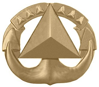 Awards and decorations of the National Oceanic and Atmospheric Administration - NOAA Small-Craft-Command insignia