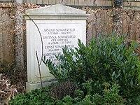 Nordfriedhof München - Grab Arnold Sommerfeld.jpg