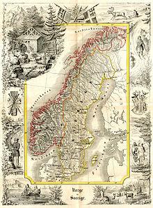 Sverige norge 52