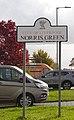 Norris Green sign, Parthenon Drive.jpg
