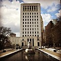 North Plaza of the Ohio Judicial Center with Stainless Steel Gavel.jpg