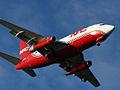 Northern Air Cargo 737 landing at Anchorage Airport.jpg