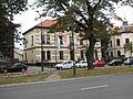 Nowy Sącz, budynek administracyjny PKP, pocz. XX 01.JPG