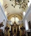 Nowy Wiśnicz - Kościół parafialny pod wezwaniem Wniebowzięcia Najświętszej Marii Panny - wnętrze AL01.jpg