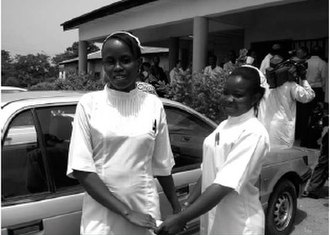 Healthcare in Nigeria - Retaining health care professionals is an important objective