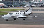 OE-FBD Cessna Citation (26963604521).jpg
