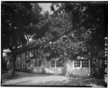 OLD SECTION OF DEPENDENCY - Gibbes House, Dependency, 64 South Battery Street, Charleston, Charleston County, SC HABS SC,10-CHAR,316A-3.tif