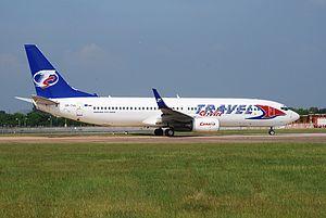 Travel Service (Slovakia) - Travel Service Slovakia Boeing 737-800