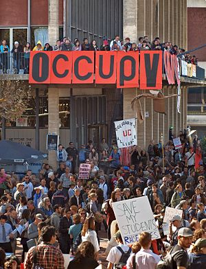 Occupy Cal - Occupy Cal, November 15, 2011