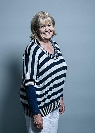 Cheryl Gillan - Image: Official portrait of Mrs Cheryl Gillan