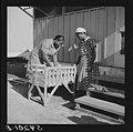 Okeechobee migratory labor camp, postnatal care.jpg