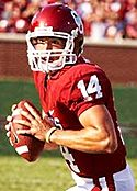 Sam Bradford during the 2008 NCAA season.