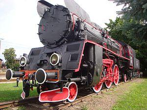Krzyż railway station - Ol49-82