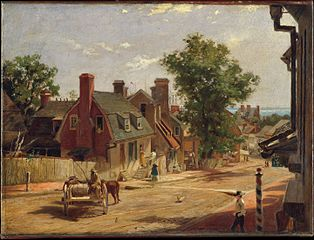 Old Annapolis, Francis Street