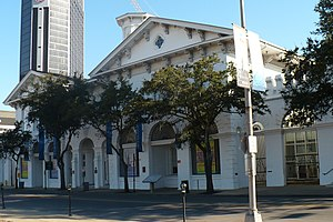 Old City Hall (Mobile, Alabama) - The building in 2008.