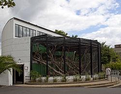 Londoni loomaaia gorillamaja