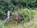 Old farm machinery - geograph.org.uk - 1422441.jpg