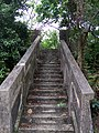 Old stairs of Pinewood Battery.jpg