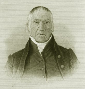 Berkshire Hathaway - Oliver Chace (1769-1852) founder of the Valley Falls Company in 1839