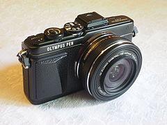 appareil photo olympus pen