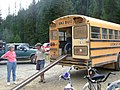 One can pay a bit extra and take bus back to start Hiawatha Trail, 2005. (10490433244).jpg