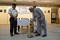 Opening Ceremony - 55th Dum Dum Salon - Indian Museum - Kolkata 2012-11-23 2009.JPG