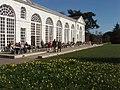 Orangery as a restaurant in Kew - geograph.org.uk - 362371.jpg